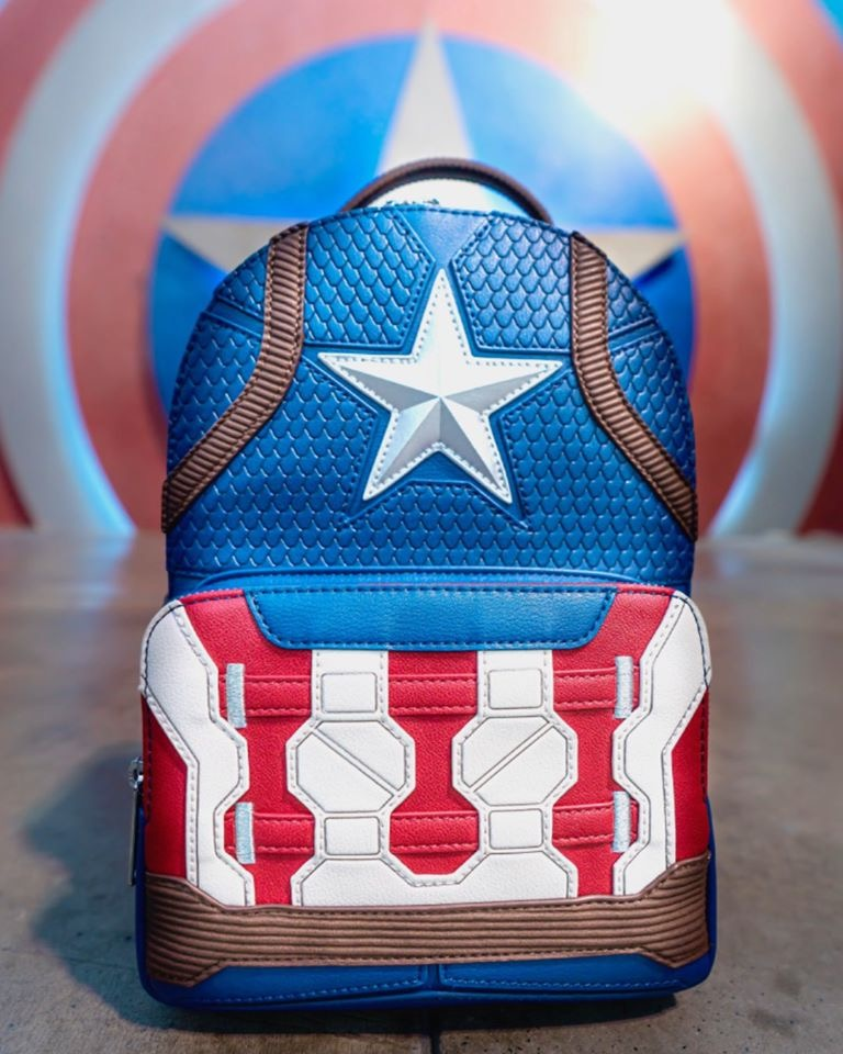 New Marvel Backpacks & Accessories from Loungefly 19