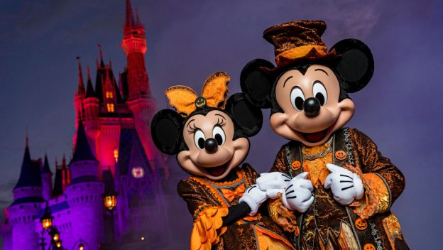 Available Now: Mickey's Not-So-Scary Halloween Party Tickets! 8