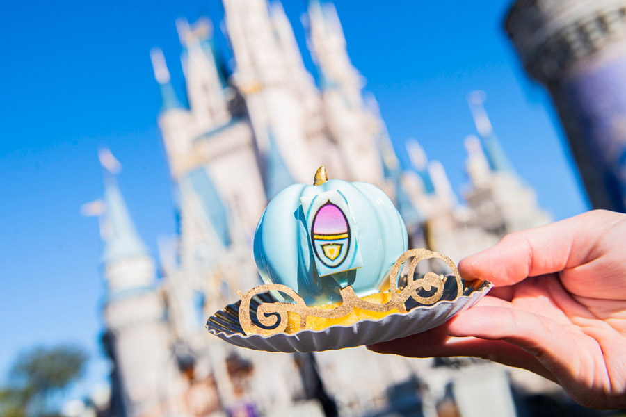 Foodie Guide to Cinderella-Themed Treats at Disney Parks 15