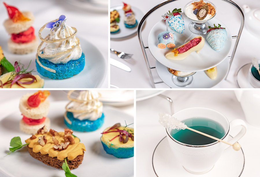 So This is Love: A Cinderella Anniversary Tea at Steakhouse 55 at the Disneyland Hotel