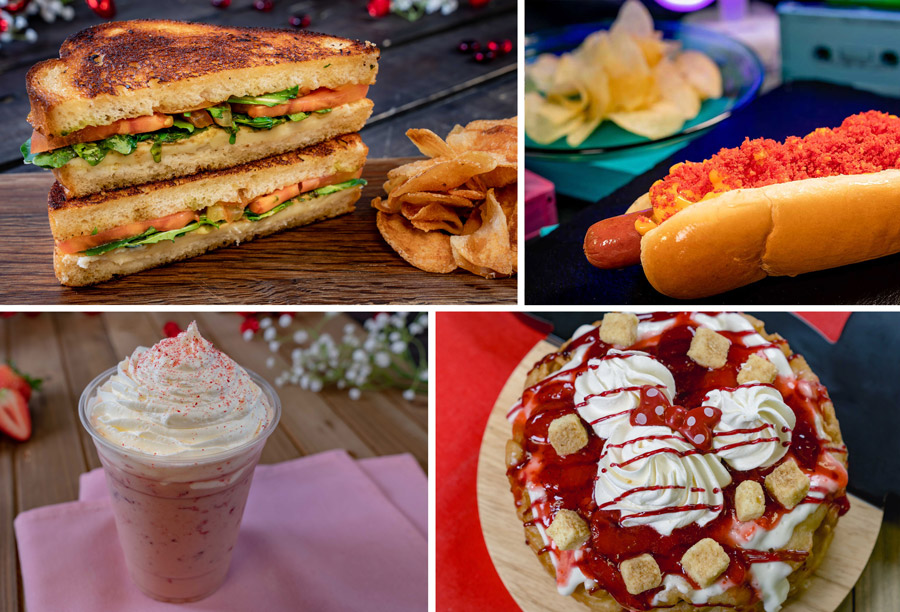 Foodie Guide to Valentine's Season 2020 at Disneyland Resort 1