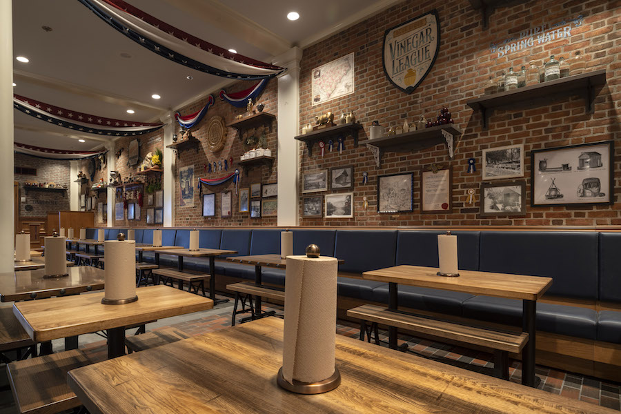 Regal Eagle Smokehouse: Craft Drafts & Barbecue at Epcot
