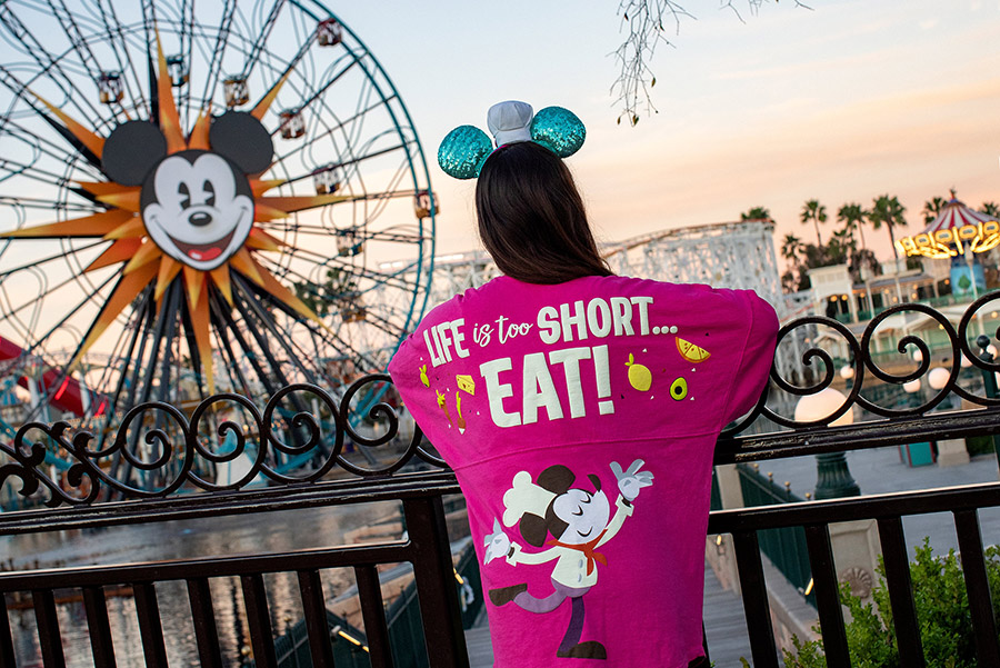 2020 Disney California Adventure Food & Wine Festival: The Merchandise Menu 8