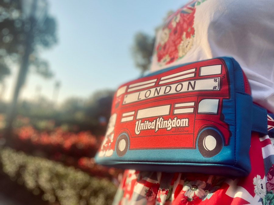 First Look: New United Kingdom-Inspired Minnie Headband Now Available at Epcot 4