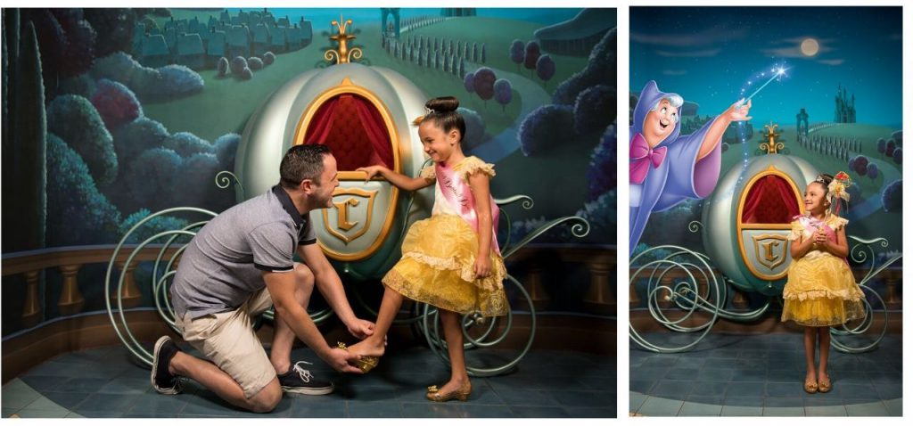 Walt Disney World Resort Photo Ops that Celebrate the 70th Anniversary of 'Cinderella' 2