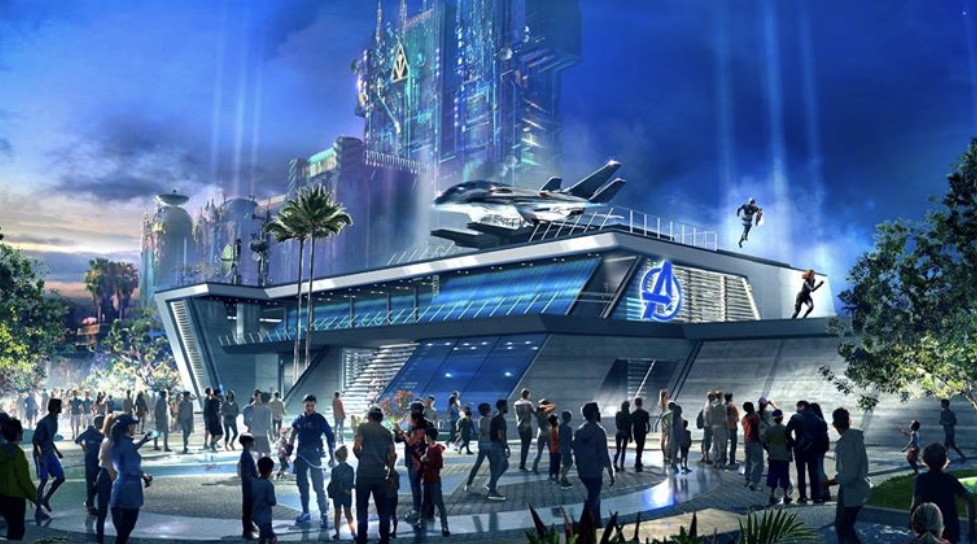 D23 Announces Opening Date for Avengers Campus at California Adventure 6