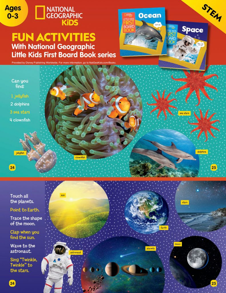 #DisneyMagicMoments: Let's Stay Sharp: Disney, Pixar, National Geographic Activity Sheets 6