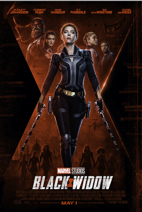 "Marvel Studios' ""Black Widow""—Powerful New Trailer Now Available 17"