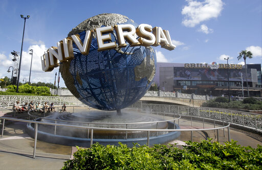 Universal Orlando CityWalk: Limited Reopening on Thursday, May 14 16