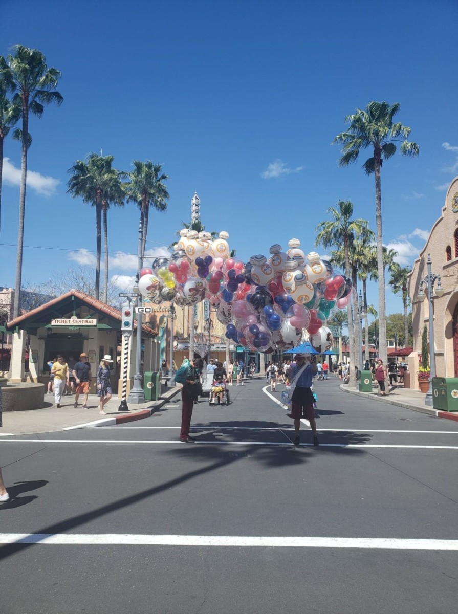Update from the Scene at Hollywood Studios Today 4