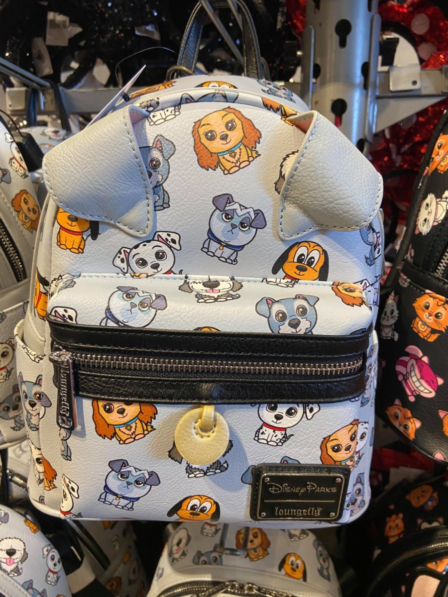 New Disney Dog and Cat Backpacks from Loungefly! 37