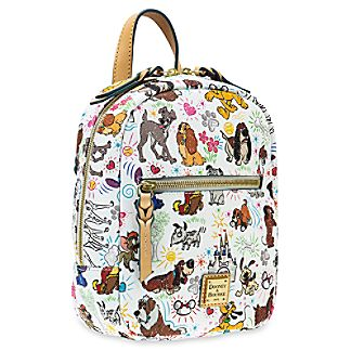 NEW Disney Dogs Sketch Dooney & Bourke bags! 5