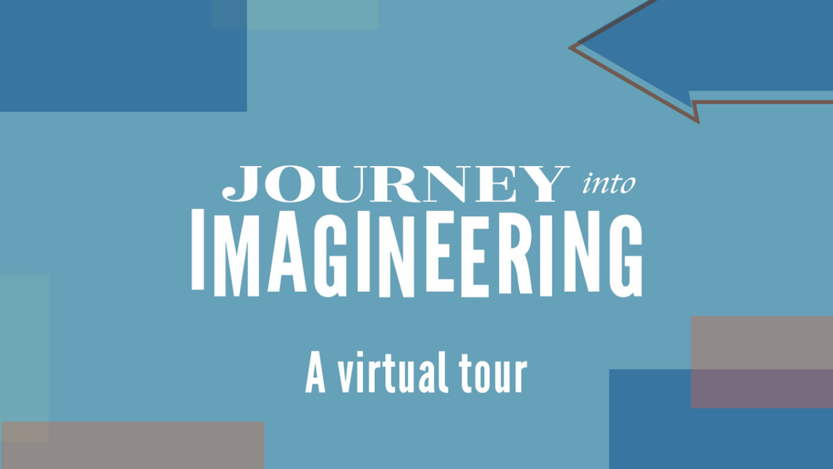 #DisneyMagicMoments: A Virtual Tour of Walt Disney Imagineering: Part 1 8