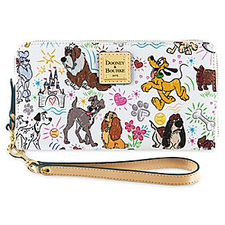 NEW Disney Dogs Sketch Dooney & Bourke bags! 4