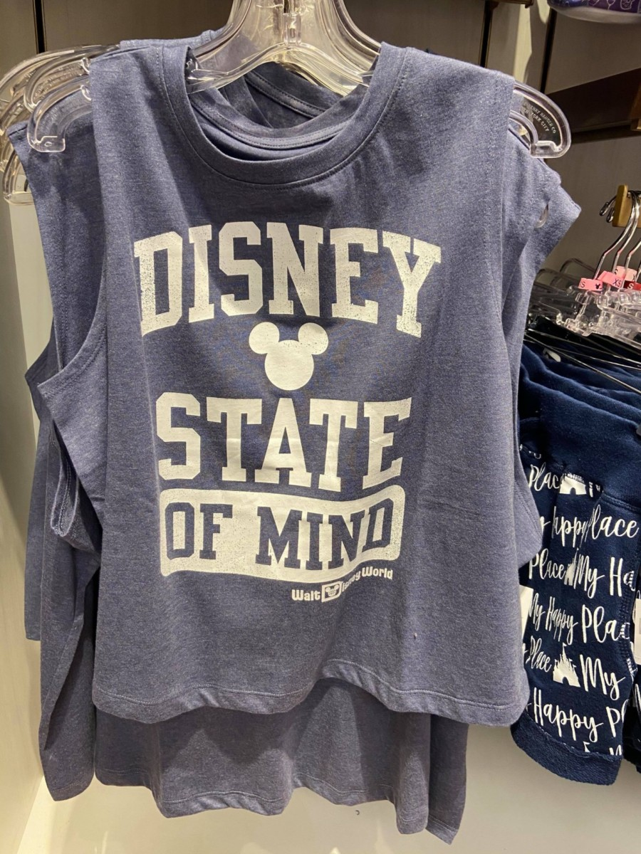 New Disney Tees and Lounge Shorts from Disney Parks! 3