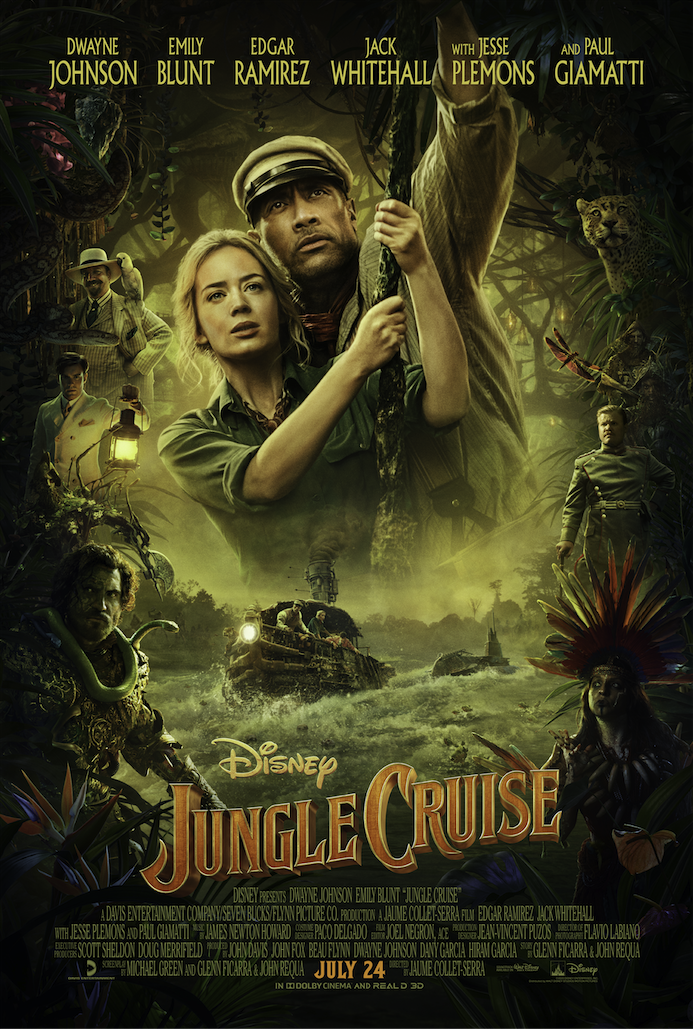 Disney's Jungle Cruise New Trailer and Poster 20