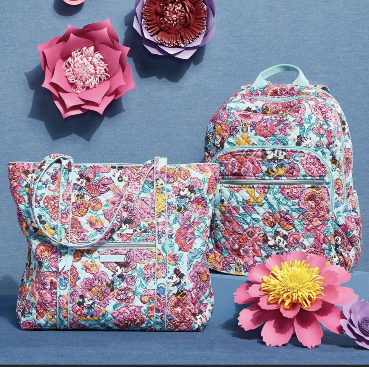 New Disney Vera Bradley Print on shopDisney! #disneystyle 1