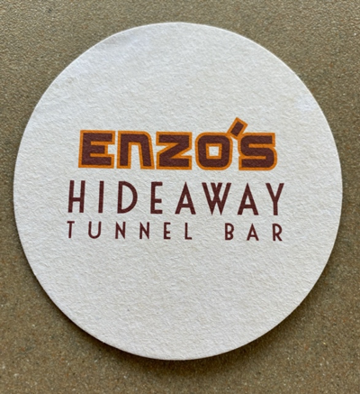 Disney Destinations~Enzo's Hideaway Tunnel Bar & Restaurant 3