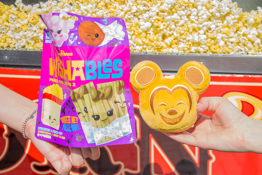 Celebrate Your Love of Snackin' at Disney Parks with the Newest Wishables Collection of Classic Snack Foods 4