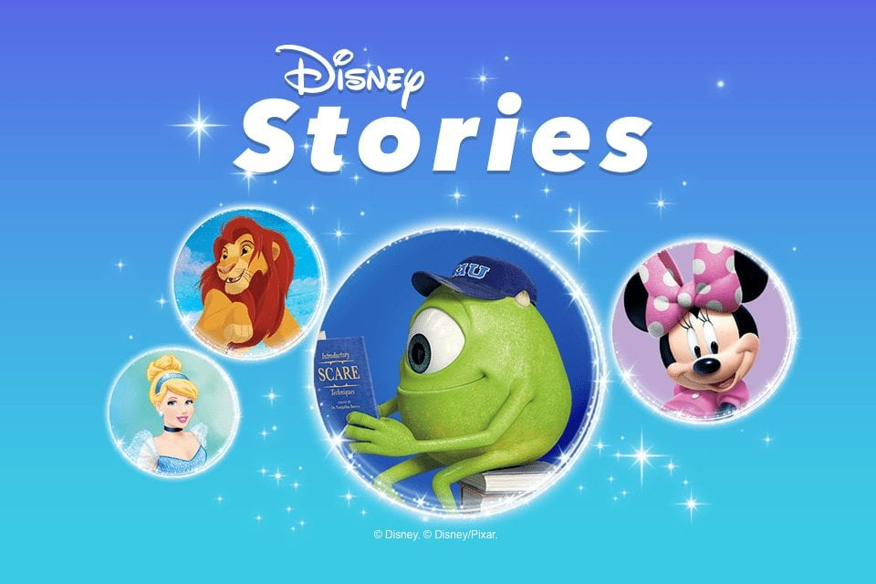 Create Magic Moments at Home with Disney, Pixar, Star Wars and Marvel Stickers for iMessage, and Disney Stories for Amazon Alexa 5
