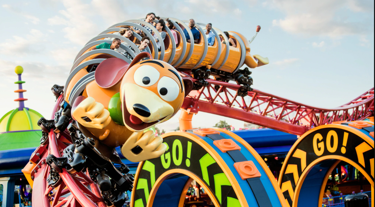 #DisneyMagicMoments: Celebrate the Anniversary of Toy Story Land at Disney's Hollywood Studios with a Special Slinky Dog Dash Video 1