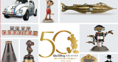 D23 Celebrates 50 Years of the Walt Disney Archives 2