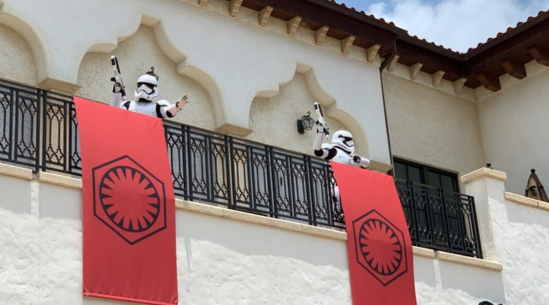 Keep an Eye Out for Stormtroopers from A Galaxy Far, Far Away at Disney Springs 19