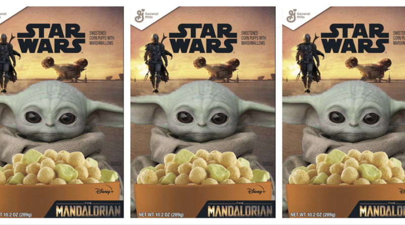 Baby Yoda Cereal is Coming Soon! 15