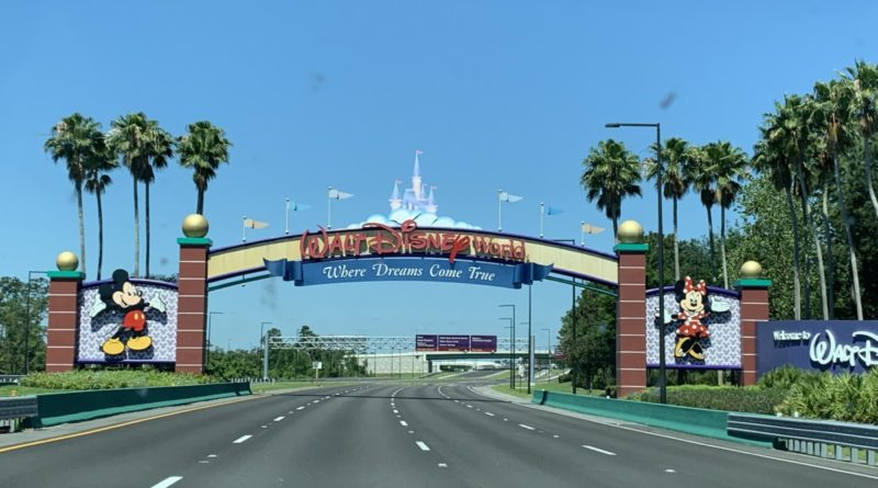 Walt Disney World to Present Reopening Plans to County Tomorrow 31