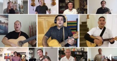 #DisneyMagicMoments: Mariachi Cobre from EPCOT Bring Their Vibrant #VoicesFromHome to Your Home 1