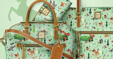 New Bambi and Friends Dooney & Bourke Now on ShopDisney 7