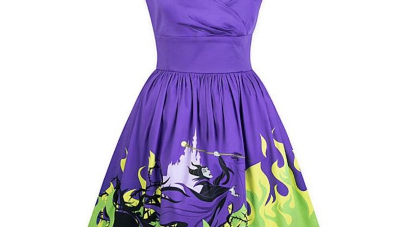 Well, Well... New Maleficent Dress Now on shopDisney! 22