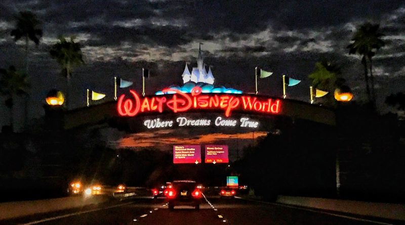 Walt Disney World & Sea World Get OK from State to Reopen 28