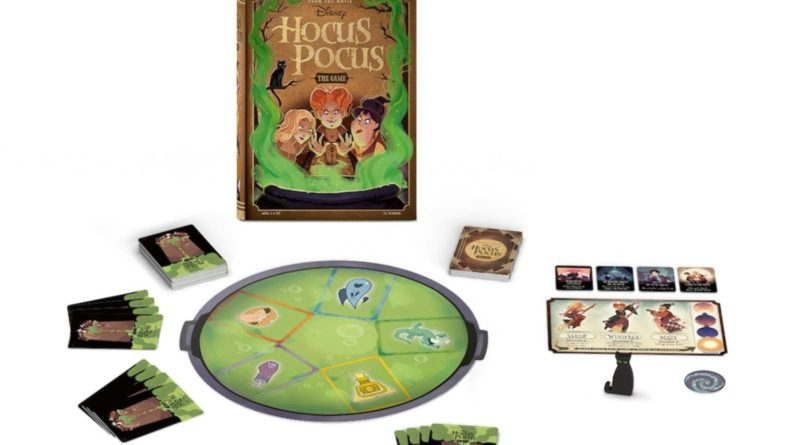 Form a Calming Circle, Because Disney Is Releasing a Hocus Pocus Game For Halloween 10