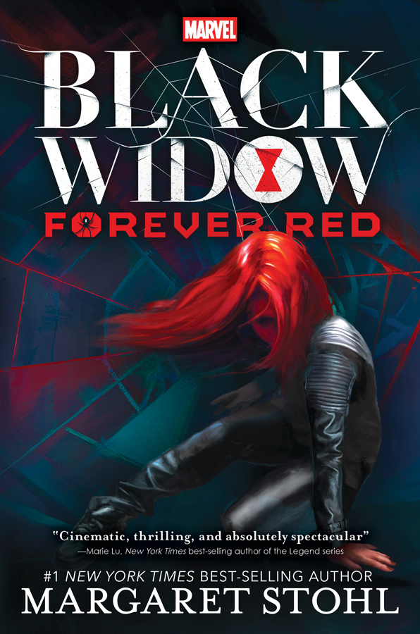 Marvel Black Widow Forever Red by Margaret Stohl