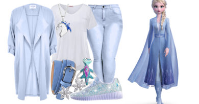 Disney Bounding at Home: 'Frozen 2'-Inspired Looks Featuring Anna, Elsa and Kristoff 2