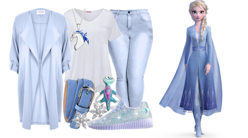 Disney Bounding at Home: 'Frozen 2'-Inspired Looks Featuring Anna, Elsa and Kristoff 19