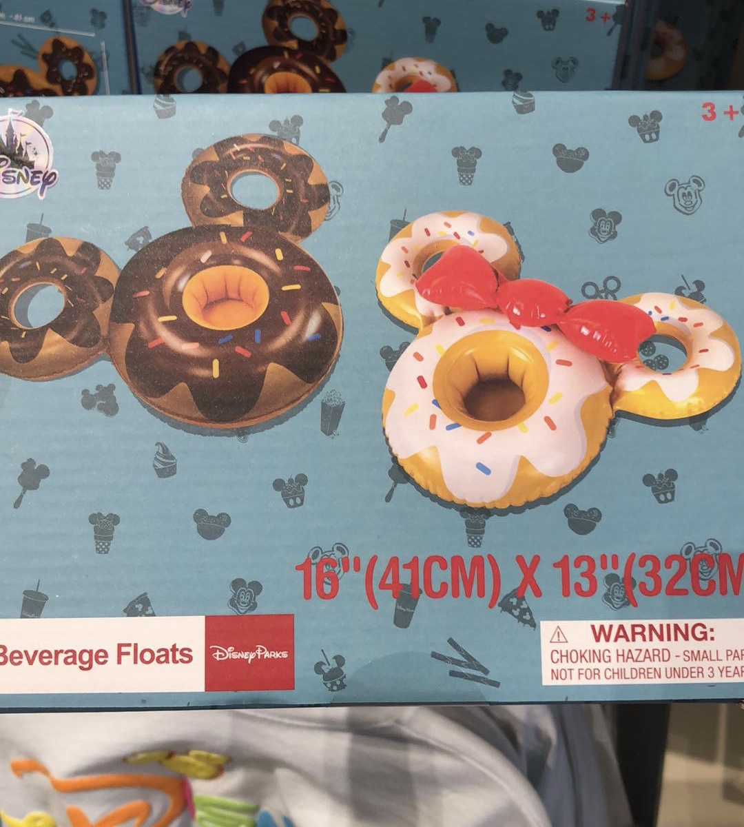 Disney Donut Pool Floats at Disney Springs 2