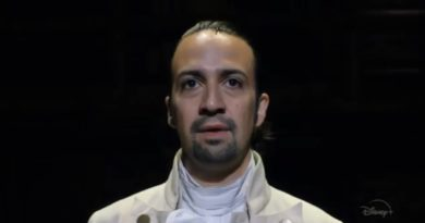 "SPECIAL LOOK AT ""HAMILTON"" THE FILM OF THE ORIGINAL BROADWAY PRODUCTION IS HERE 5"
