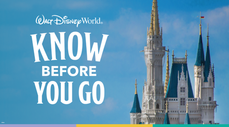 Introducing the Disney Park Pass System for Reserving Theme Park Visits to Walt Disney World Resort 23