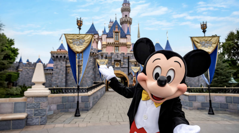 Disneyland Resort to Begin a Phased Reopening July 9, with Proposed Reopening of the Theme Parks July 17 2