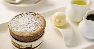 If You Haven't Tried This Chocolate Soufflé, You're Missing Out! 4