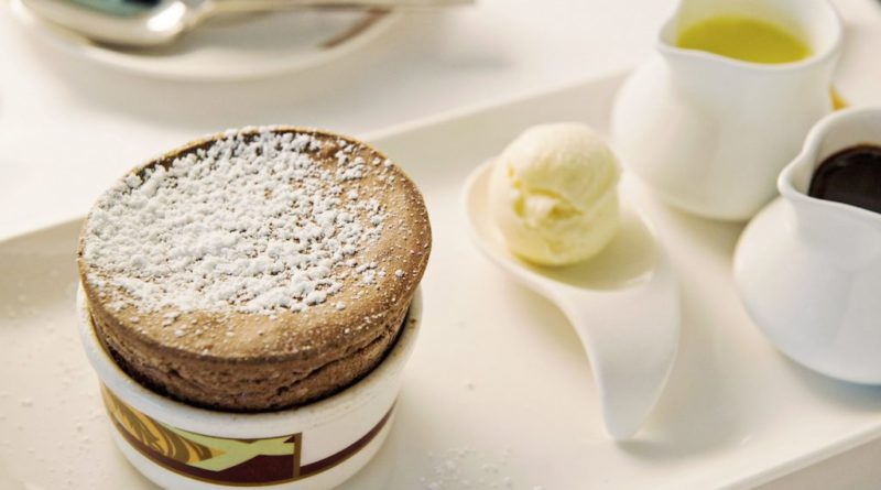 If You Haven't Tried This Chocolate Soufflé, You're Missing Out! 7