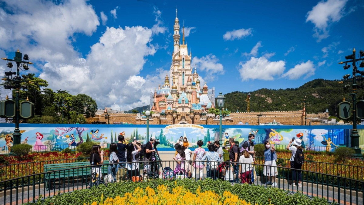 Hong Kong Disneyland Temporarily Closing on July 15th Due to Changed Restrictions 1