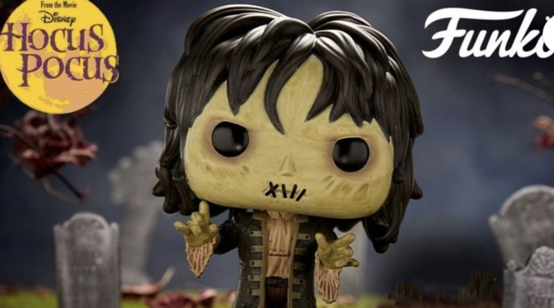 Disney's Hocus Pocus Billy Butcherson Funko Pop Figure Has Finally Arrived (Exclusive) 3