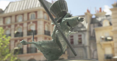 #DisneyMagicMoments: Ride Along for a 'Rat's-Eye' View of Ratatouille: The Adventure at Walt Disney Studios Park in Paris 3