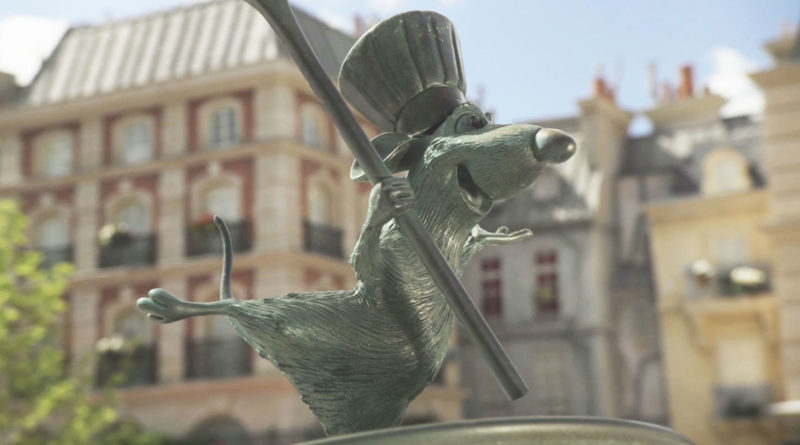 #DisneyMagicMoments: Ride Along for a 'Rat's-Eye' View of Ratatouille: The Adventure at Walt Disney Studios Park in Paris 1