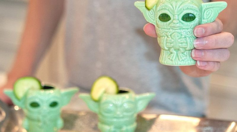 Baby Yoda Tiki Mini Muglets Available to Order Online 7