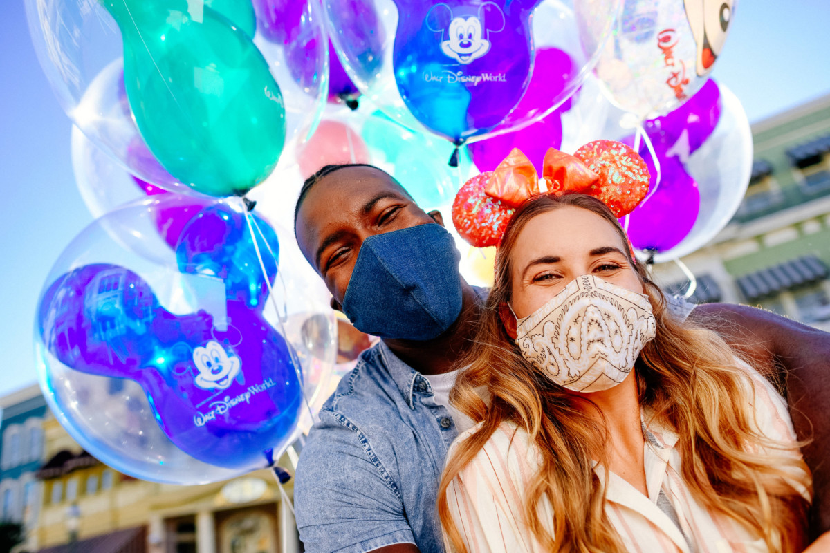 Magic Is Here as Walt Disney World Resort Theme Parks Prepare to Welcome Guests Again 2