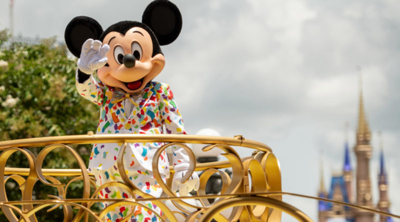 Guests Will See Characters in New Ways and New Places When Walt Disney World Resort Theme Parks Reopen 1